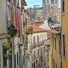 what's your favorite view of charming #porto?