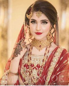My beautiful fair light creamy white skin om sri sai ram Bridal Mehndi Dresses, Pakistani Wedding Outfits, Bridal Dress Design, Pakistani Bridal Dresses, Pakistani Wedding Dresses, Bridal Outfits, Bridal Style, Wedding Hijab, Bridal Lehenga