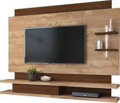 The Wall Unit inspired in elements of contemporary design thinking in practicality for your day to day and modernity for your living room Tvs, Tv Wall Panel, Mdf 15mm, Off White, Modern Tv Wall Units, Ikea Tv, Tv Unit, Design Thinking, Contemporary Design