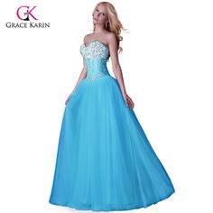 Long Evening Dresses Corset-style  elegant Prom dinner Party Formal Gowns