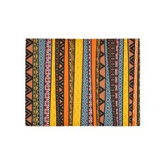 $55.89 African Tribal Pattern Mix Area Rug from #Saytoons