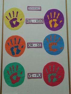 Värioppia 2. luokkalaisille. (Alakoulun Aarreaitta FB -sivustosta / Lea Tornberg) Teaching Art, Art School, Open House, Art Reference, Kindergarten, Arts And Crafts, Kids Rugs, Concept, Inspiration