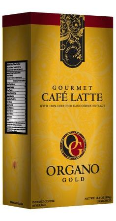 http://charlton.organogold.com/r/US/ Coffee that is good for your health. Organo Gold Cafe Latte. $30