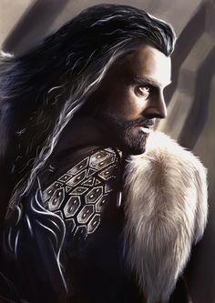 25 best ideas about Thorin Oakenshield on Pinterest | The hobbit ...