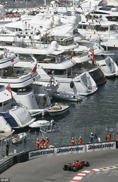 F1 Grand Prix - Monaco SuperYacht GP Packages @ http://VIPsAccess.com/luxury/hotel/tickets-package/monaco-grand-prix.html