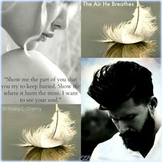 4.5 STARS NEW REVIEW: THE AIR HE BREATHES - THE ELEMENTS SERIES BOOK 1 by BRITTAINY C CHERRY http://wp.me/p2WbFf-71h
