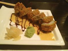 Happy Hour Sushi! Want to find out where?  http://chefmarian.com/chef-marian-restaurant-review-roys-la-jolla/