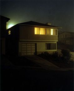 "Todd Hido, #1731, Pigment Print, 1995. 19.5"" x 23.5, ""Edition of 10, Signed and…"