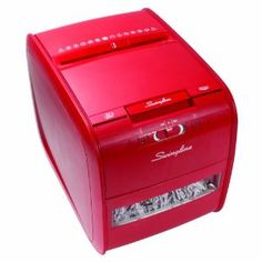If Milton had this shredder, the stapler might not have been the last straw. #Amazon #officespace #Swingline