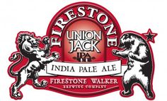"""Firestone Walker Union Jack IPA. In their own words…""""An aggressively hopped West Coast-style IPA. Union Jack showcases exceptional dry hop character with stunning pineapple, citrus an…"""