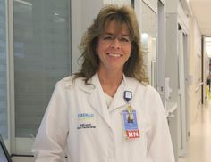 """Meet Lisa Hastings, a case manager in the Smith Level I Shock Trauma Center at Eskenazi Health. """"I enjoy working with the diverse population that we care for. I enjoy helping the folks that need the help the most and feeling like I make a difference, even though I'm not providing direct, hands-on care as a nurse anymore. Being the patient's partner through their journey is very rewarding."""" #TraumaTuesday"""