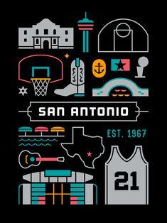 San Antonio Spurs Basketball, Chicago Basketball, Basketball Art, Chicago Bulls, Basketball Players, Spurs Fans, Nba Wallpapers, Pop Culture Art, Larry Bird