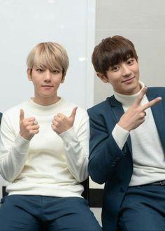 Baekhyun + Chanyeol