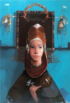 Merab Gagiladze - Winner Georgia, Culture, Artist, Birds, Artists