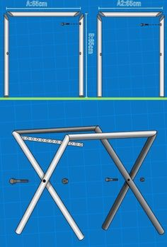Are you struggling in finding ideas to build your own DIY computer desk? Well, if you find this article, you're in luck! Because we have compiled a list of 21 DIY computer desk ideas with plans from around the web for you. Custom Computer Desk, Build Your Own Computer, Computer Desks, Woodworking Desk, Woodworking Projects, Build A Wall, Home Office Furniture, Diy Tutorial, Small Spaces