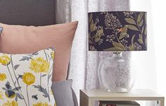 Buds & Butterflies Lampshade | Lorna Syson