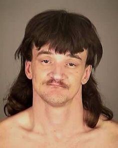 15 Most Unfortunate Haircuts for a Mugshot - Oddee.com (funny mugshots, bad hair day)