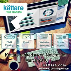 Kattare, a pioneer in offering simple and cheap Internet Hosting Services. Click Here To Subscribe For More: https://www.sitegeek.com/kattare  Different kinds of hosting services are available for businesses, web developers & designers and individuals. For 18 yrs in industry, laid emphasis on Java Hosting and best in hosting Open Source technologies like Ruby, PHP, Perl, and Python. With Website Services, DNS Parking, E-Mail, Shared hosting, Dedicated hosting & Server Colocation.