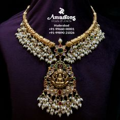 🔥😍 Gold Kanti Necklace with Ksea Pearls from @amarsonsjewellery ⠀⠀⠀⠀⠀⠀⠀⠀⠀⠀⠀⠀⠀⠀⠀⠀⠀⠀⠀⠀⠀.⠀⠀⠀⠀ For any inquiry DM now👉: @amarsonsjewellery⠀⠀⠀⠀⠀⠀⠀⠀⠀⠀⠀⠀⠀⠀⠀⠀⠀⠀⠀⠀⠀⠀⠀⠀⠀⠀⠀⠀⠀⠀⠀⠀⠀⠀⠀⠀⠀⠀⠀⠀⠀⠀⠀⠀⠀⠀⠀⠀⠀⠀⠀⠀⠀⠀⠀⠀⠀⠀⠀⠀⠀⠀⠀⠀⠀⠀⠀⠀⠀⠀⠀⠀⠀⠀⠀⠀ For More Info DM @amarsonsjewellery OR 📲Whatsapp on : +91-9966000001 +91-8008899866.⠀⠀⠀⠀⠀⠀⠀⠀⠀⠀⠀⠀⠀⠀⠀.⠀⠀⠀⠀⠀⠀⠀⠀⠀⠀⠀⠀⠀⠀⠀⠀⠀⠀⠀⠀⠀⠀⠀⠀⠀⠀ ✈️ Door step Delivery Available Across the World ⠀⠀⠀⠀⠀⠀⠀⠀⠀⠀⠀⠀⠀⠀⠀⠀⠀⠀⠀⠀⠀⠀⠀⠀⠀⠀ . #amarsonsjewellery #yourtrustisourpriority #goldearrings #goldstuds… South Indian Jewellery, Indian Jewellery Design, Indian Jewelry, Jewelry Design, Gold Temple Jewellery, Gold Jewelry, 22 Carat Gold, Wedding Jewelry, Chokers