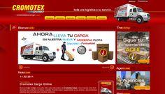 Sitio Web - Cromotex Cargo