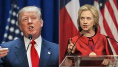 Democrat nominee Hillary Clinton and Republican nominee Donald Trump on Thursday headed to North Carolina in an effort to increase support in the swing state.---->>>>https://goo.gl/JdXEpz