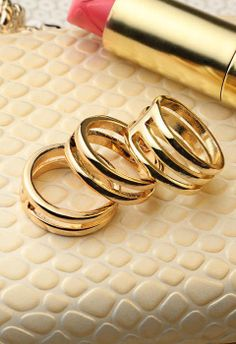 via @Roposo Bangles, Bracelets, Wedding Rings, Engagement Rings, Party, Stuff To Buy, Jewelry, Women, Style