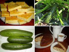 Cuketová buchta s rozinkami i kokosem. A další cuketové moučníky, na každý týden jiný     MAKOVÁ PANENKA Zucchini, Vegetables, Food, Vegetable Recipes, Eten, Veggie Food, Meals, Veggies, Squashes
