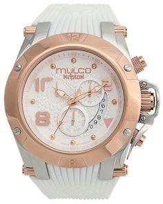 Reloj Mulco Kripton Blanco MW5-2029-013