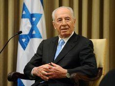 Despedida: discurso do presidente Shimon Peres