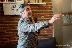 Pepepérez- Ronda de Cuentos con Autismo Ávila . 28 de Febrero - Fotografía de Eulalia Martínez