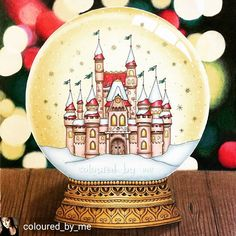 @Regrann_App👉#wonderfulcoloring from @coloured_by_me - Finished my snow globe with the Christmas bokeh background 📘Johanna's Christmas [No.1] 🎨Johanna Basford ✏️Caran D'Ache Pablo, Prismacolor Premier, Winsor & Newton gold ink, atyou spica gold pen and white gel pen 📆26/10/16 #johannaschristmas #johannabasford #adultcoloring #coloringforadults #adultcoloringbook #creativelycoloring #coloringbook #coloring #adultcolouring #colouring #colouringbook #beautifulcoloring…