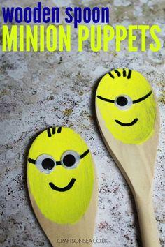 Easy Minions Bracelet Craft For Kids Minionsmovienight