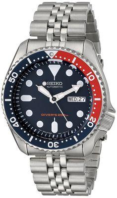 Amazon.com: Seiko Men's SKX175 Stainless Steel Automatic Dive Watch: Seiko: Watches