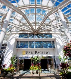 Pan Pacific in Vancouver Canada