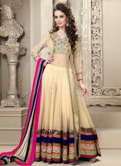 For wedding Long Anarkali Frock 2013