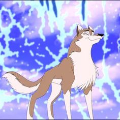 Memorable song from Balto 2 wolf quest. A chant that Muru sings in his cave. Anime Wolf, Balto Film, Donald Disney, Disney Dogs, Cartoon Wolf, Wolf Husky, Old School Cartoons, Famous Cartoons, Animation Film