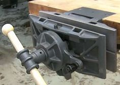 Woodworking Pattern Maker's Vise Price : $299.99 Copied from the famous Emmert Pattern Maker's vise, this is the most versatile stock control device you've ever imagined.