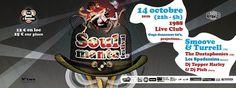 Soul Manta Festival - http://www.unidivers.fr/rennes/soul-manta-festival/ -