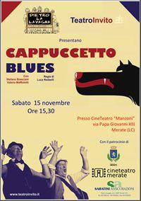 di Luca Radaelli con Stefano Bresciani e Valerio Maffioletti regia di Luca Radaelli per bambini dai 3 agli 8 anni e per un pubblico di famiglie Due bluesman, due musicisti