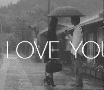 Inspiring animated gif black and white, couple, desperate, hug, i love you, quotes, rain, loveyoutoo ♥, sandriii #1445349 by korshun - Resolution 500x270px - Find the image to your taste