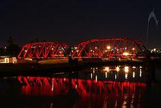 El Puente Negro, Culiacan, Sin.