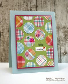 My Impressions: Simon Says Stamp May Card Kit: Thinking of You Always.