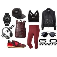 Go Sporty..Be Stylish