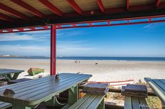 6 of the best West Coast beach bars
