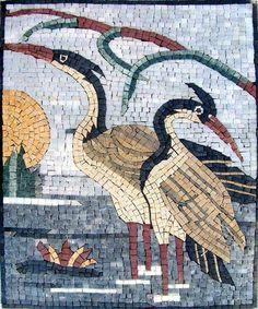 This item is unavailable Mosaic Garden Art, Mosaic Tile Art, Mosaic Artwork, Mosaic Backsplash, Wood Mosaic, Tiles, Mosaic Designs, Mosaic Patterns, Pattern Art