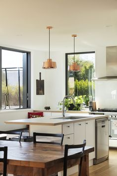 Where Beauty Meets Function.   Next-generation architecture. Setting the standard for energy efficiency and passive house design. Energy Efficiency, Passive House Design, Steel House, Architect House, Sustainable Architecture, New Builds, Beautiful Space, Architects