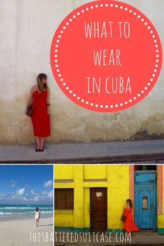 What to Wear in Cuba - This Battered Suitcase