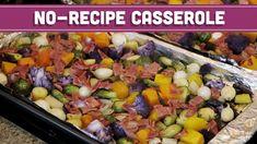 Weeknight Dinners: No-Recipe Casserole! + ANNOUNCEMENT - Mind Over Munch