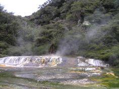 Waimangu Volcanic Valley.