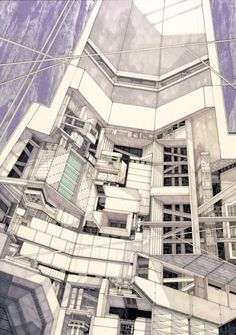 Buamai - 86. The Draughtsman and the Delineator / Found Facilities - The Draftery